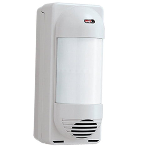 OPTEX VX402R OUTDOOR PIR (WIRELESS) 40X40 - PAM Distributing Co