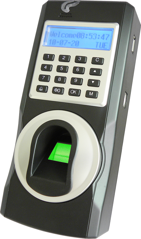 BIOMETRIC DOOR ACCESS TERMINAL - PAM Distributing Co