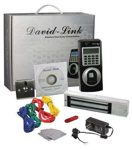 Biometric Access Control Kit - PAM Distributing Co