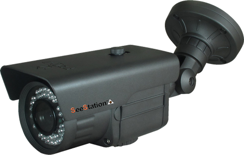 SeeStation CHD1310HF9 HD-SDI Bullet Cam 2.1MP 1080P 2.8-12mm Varifocal - PAM Distributing Co