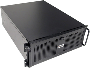 SeeStation HYBRID-NUUO-08 D1 08 IP 6TB In - PAM Distributing Co