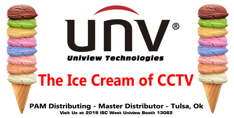Uniview Now Available in Tulsa Ok at deep discounted prices