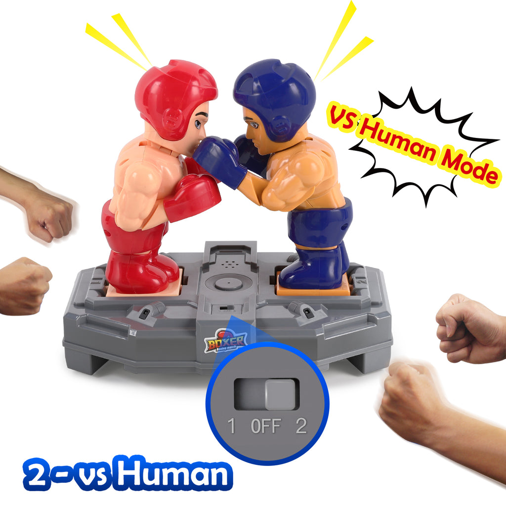 RC Boxing Battle Game Toy with Realistic Sound