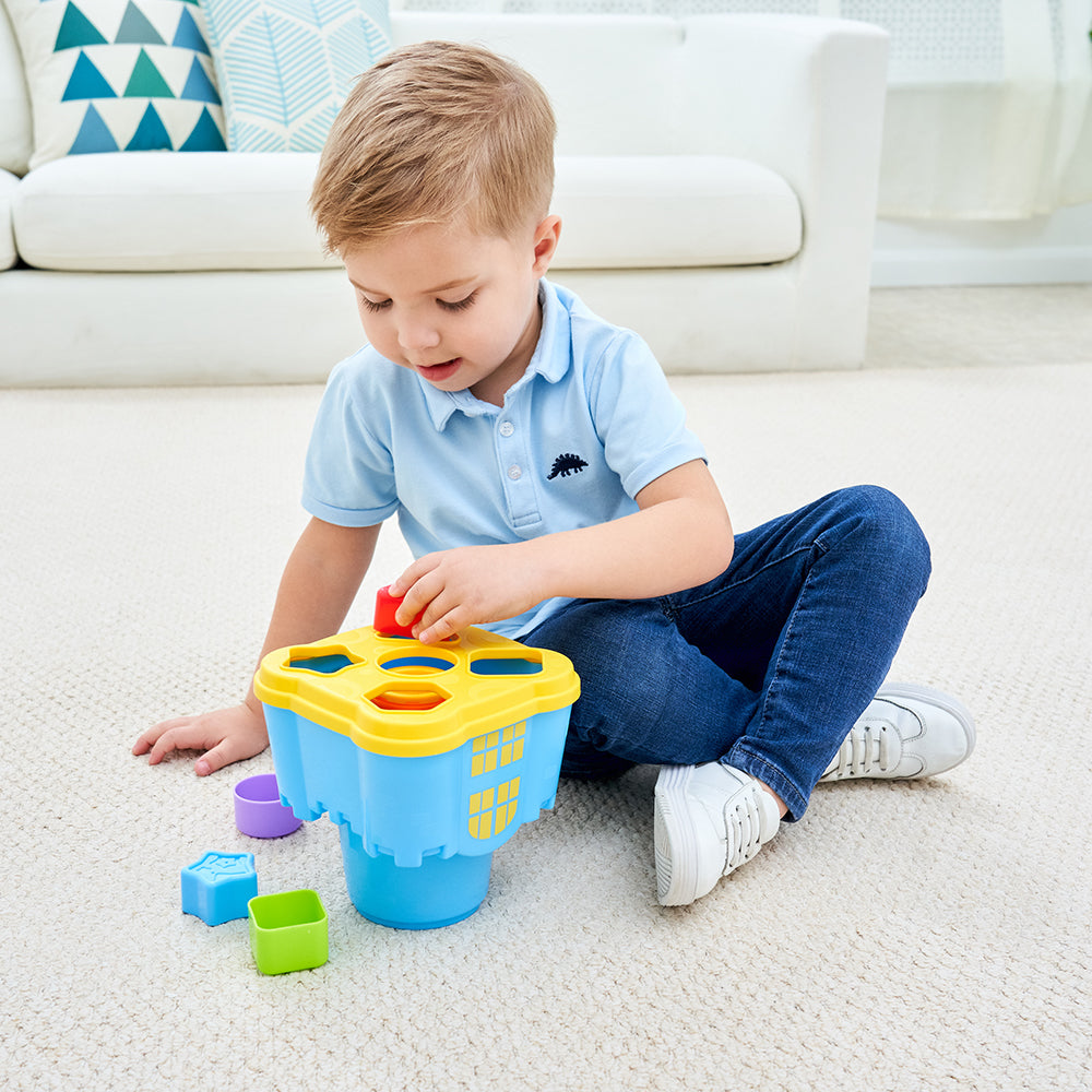 Baby Stacking Nesting and Sorting Cups Counting Toys