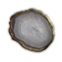 Load image into Gallery viewer, Set of Cloud Agate Coasters