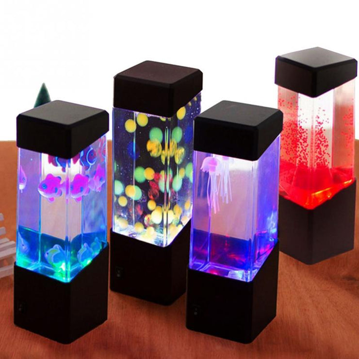 Color Changing Lava Lamp