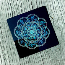 Load image into Gallery viewer, Mandala Magnets - Square