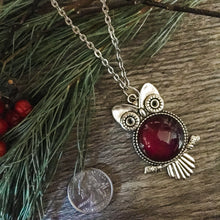 Load image into Gallery viewer, Owl Pendant