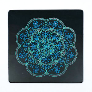Mandala Magnets - Square