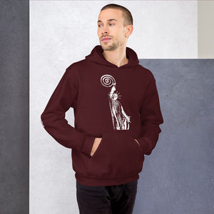 5th Dimension Hoodie (black, navy, dark grey, maroon)