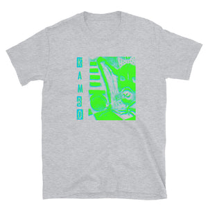 Kambo Toxic T-Shirt from the 5th Dimension