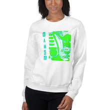 Load image into Gallery viewer, Kambo Toxic Sweatshirt from the 5th Dimension