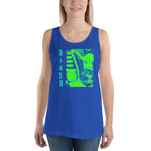 Load image into Gallery viewer, Kambo Toxic Tank Top from the 5th Dimension