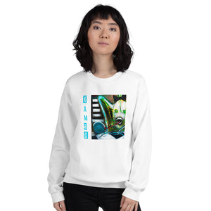 Kambo Sweatshirt from the 5th Dimension