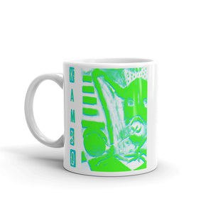 Kambo Toxic Mug from the 5th Dimension