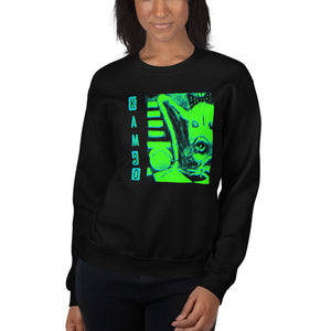 Kambo Toxic Sweatshirt from the 5th Dimension