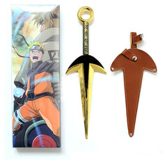 Naruto - 3-Leaf Flying Thunder God Kunai
