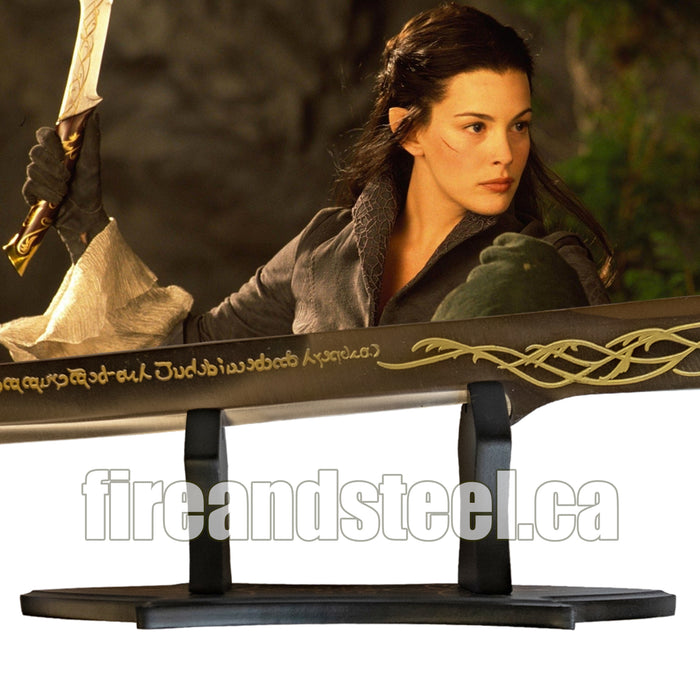 "Lord of the Rings - Arwen's ""Hadhafang"" Sword"