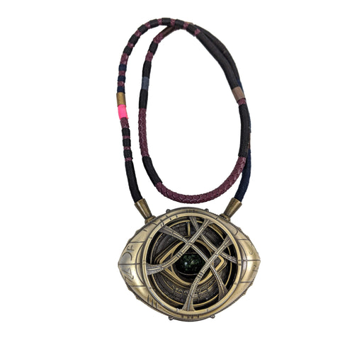 Marvel Doctor Strange - Eye of Agamotto Necklace