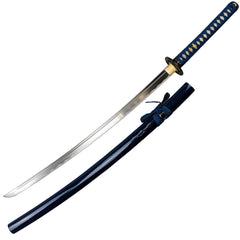 "Fire and Steel - ""Falling Water"" Katana"