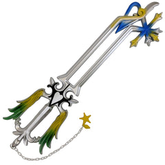 Kingdom Hearts - Oathkeeper Keyblade (LARP Friendly)