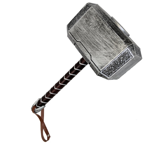 "Marvel Avengers - Thor's ""Mjolnir"" Hammer (LARP Friendly)"