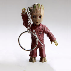 Marvel Guardians of the Galaxy - Baby Groot Waving Keychain