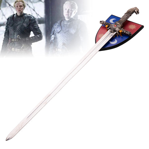 "Game of Thrones - Brienne of Tarth's ""Oathkeeper"" Sword"