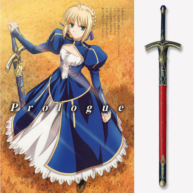 Fate/Stay Night - Saber's Caliburn