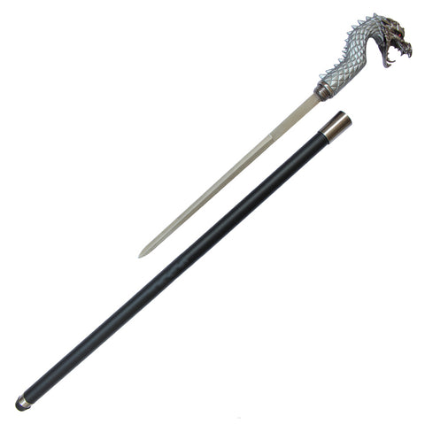 Fire and Steel - Dragon Cane Sword