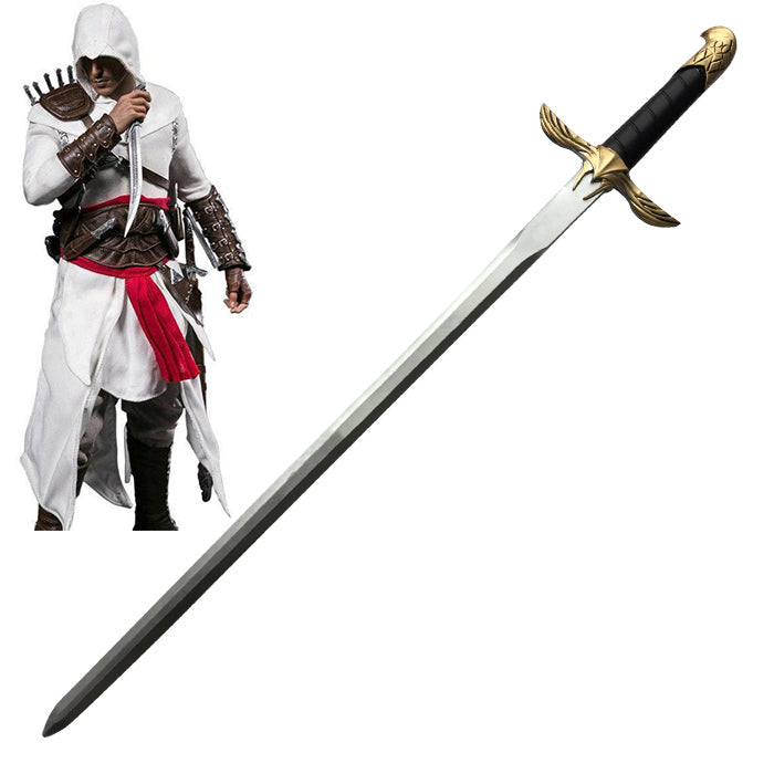Assassin S Creed Sword Of Altair High Density Foam Fire And