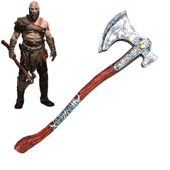 God of War - Kratos' Leviathan Axe (High Density Foam)