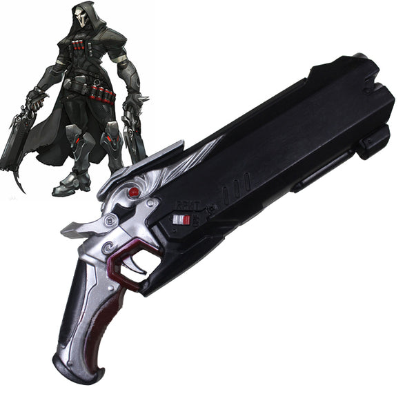 Overwatch - Reaper's Hellfire Shotgun (LARP friendly ...