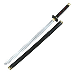Fire and Steel - Practice Samurai Katana with Sheath (High Density Foam)