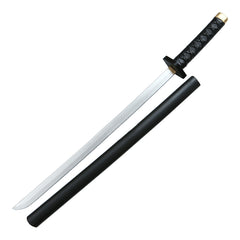 Fire and Steel - Practice Samurai Wakazashi with Sheath (High Density Foam)