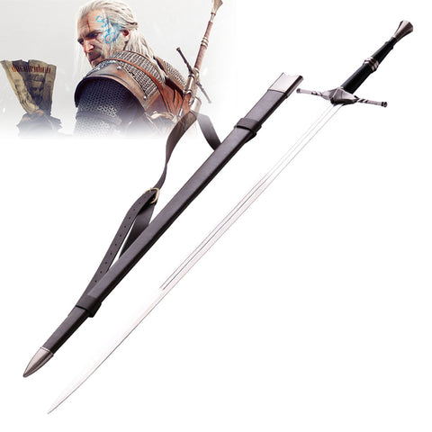 The Witcher - Geralt's Steel Gwyhyr