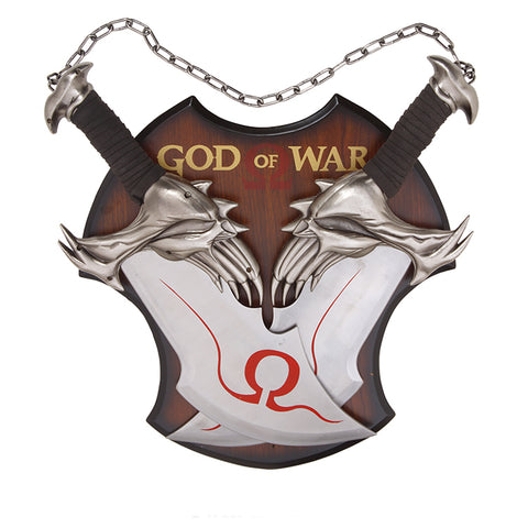God of War - Kratos' Blades of Chaos