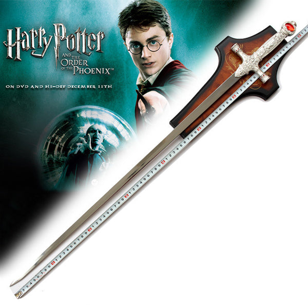 Harry Potter Sword Of Godric Gryffindor Fire And Steel