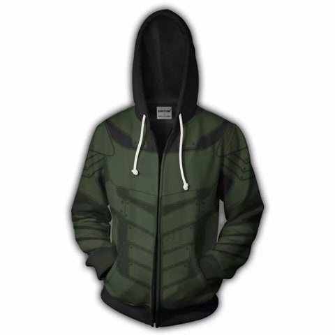 DC Green Arrow - Green Arrow Hoodie
