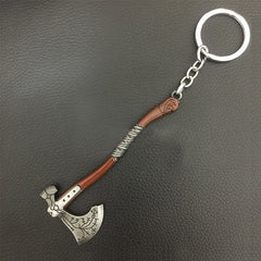 God of War - Kratos' Leviathan Axe Keychain