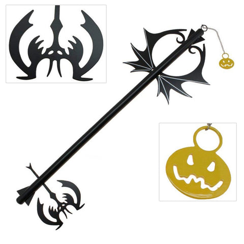 Kingdom Hearts - Pumpkinhead Keyblade