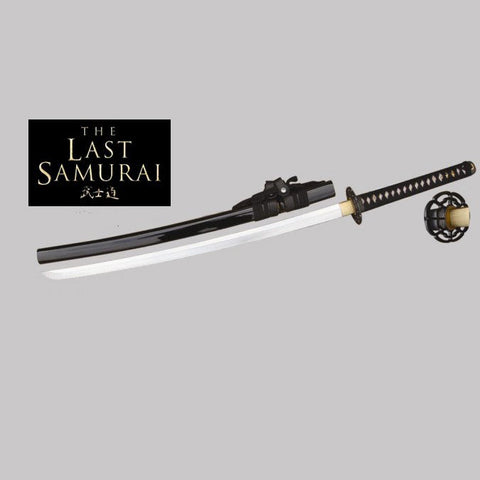 The Last Samurai - Captain Nathan Algren's Katana (Battle Ready)