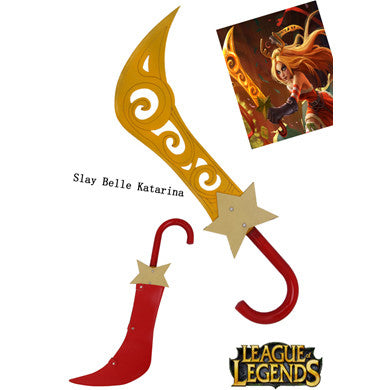 League of Legends - Slay Belle Katarina's Blade