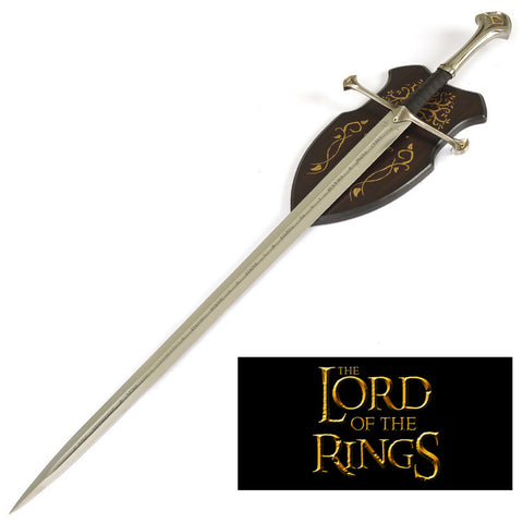 "Lord of the Rings - Aragorn's ""Anduril"" Sword (2nd Ed.)"