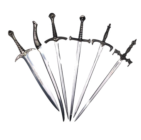 Lord of the Rings - Sword Letter Opener Set