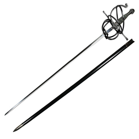 Fire and Steel - Medieval Rapier