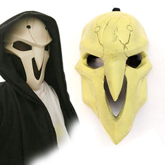 Overwatch - Reaper's Mask (LARP friendly)