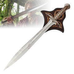 "Lord of the Rings and The Hobbit - Frodo and Bilbo's ""Sting"" Sword"