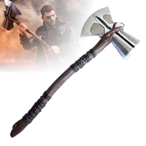 "Marvel Avengers - Thor's ""Stormbreaker"" Axe (LARP friendly)"