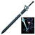 "Sword Art Online - Kirito's ""Elucidator"" Sword"